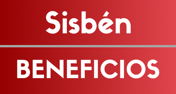 Sisbén Beneficios