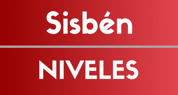 Sisbén Niveles
