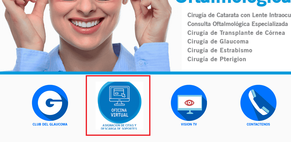 Agendar Cita Virtual